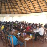 110 young men an women participated in Youth Resilience Training